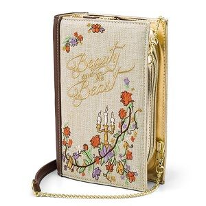 Beauty & Beast Disney Danielle Nicole  Book Bag